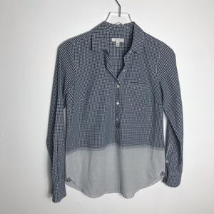 J Crew collared shirt